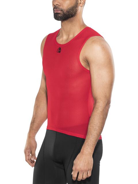 Etxeondo Barne Sleeveless Shirt Men Red